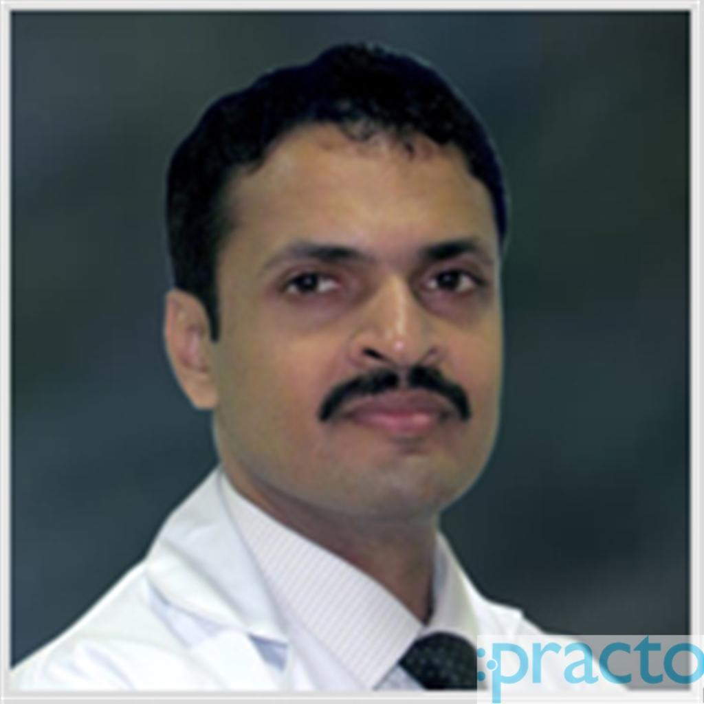 Dr. Pradeep Kocheeppan - Orthopedist