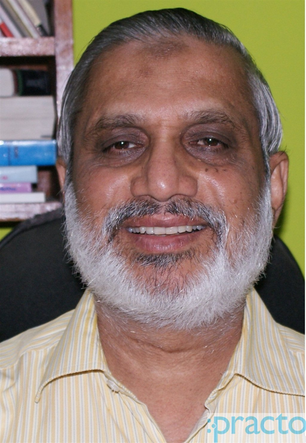 Dr. Mushtaq Ahmed Gaffer - General Physician
