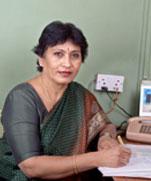Dr. Vimala Sampathkumar - Pediatrician
