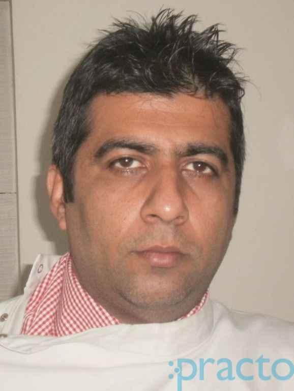 Dr. Ashish Jagota - Dentist