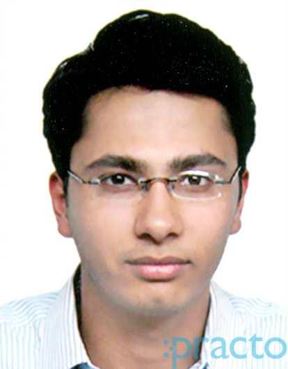 Dr. Dhruv Gupta - Dentist