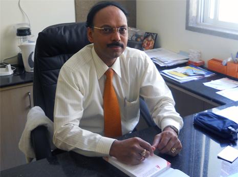 Dr. Satya Prakash - Gastroenterologist