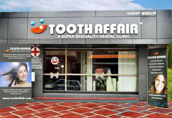 Tooth Affair Super Speciality Dental Clinic. - Image 1