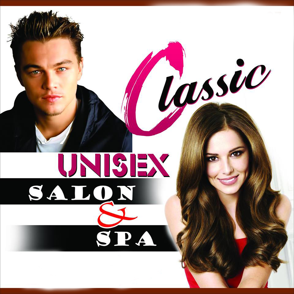 Classic Unisex Salon & Spa